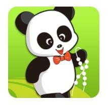 パンダホールのアプリ